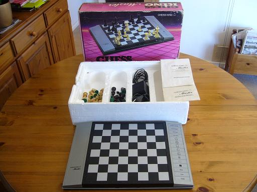 Chess King Master  1  20 x 20