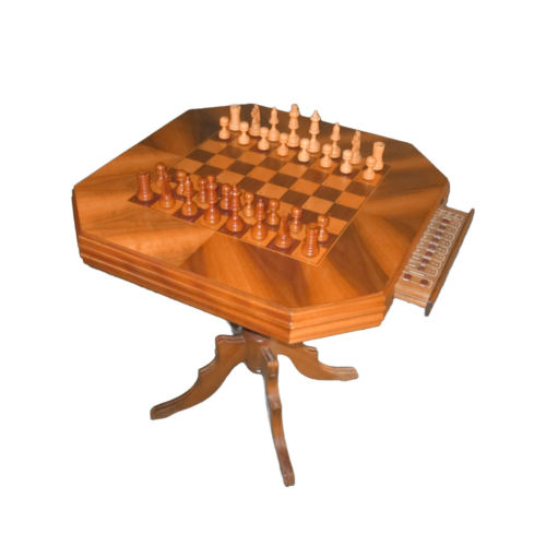 Chess Master Table 1