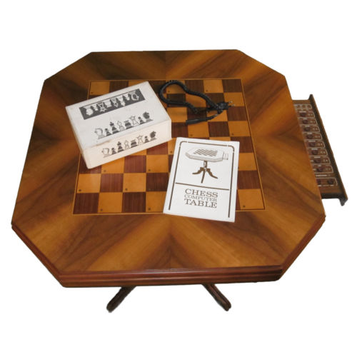 Chess Master Table 2