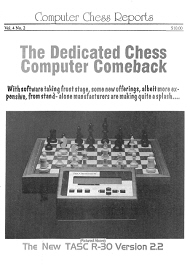 Computer Chess Reports Front Page 1994 42 x 42