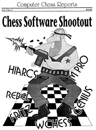 Computer Chess Reports Front Page 1995 Nos 2  18 x 18