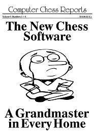 Computer Chess Reports Front Page 1995 Nos 3-4  18 x 18