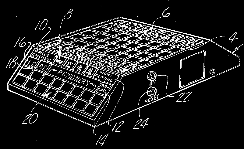 Electronic Chess Game neg