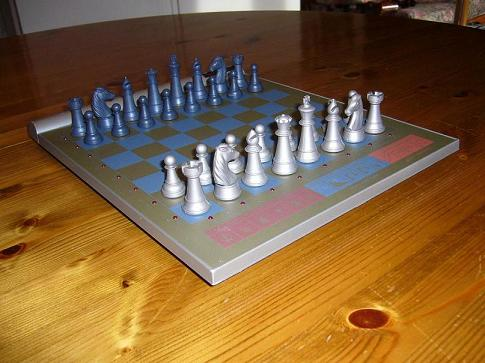 Electronic Chess Mk 12 4 20x21